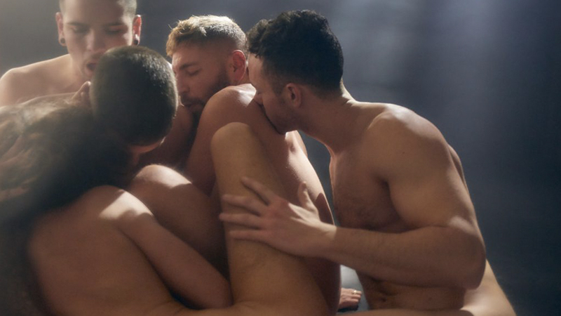 Sacred Orgies and the orgasm field