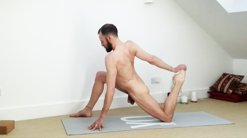 Sensual flow for the hips