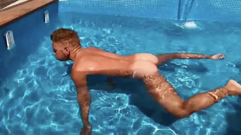 Aquatic orgasmic shamanism